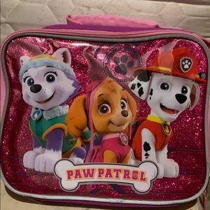 Paw Patrol Insulated Lunch Box NWOT ❤️